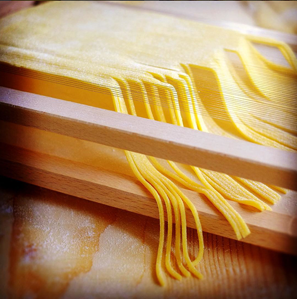 Spaghetti all Chitarra