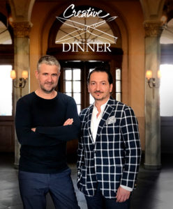 Creative Dinner Les Trois Rois