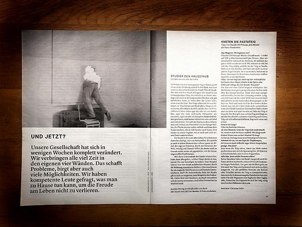 Das Magazin Kneten Sie Pastateig_s