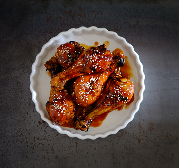 Glazed Chicken Heston Blumenthal_s