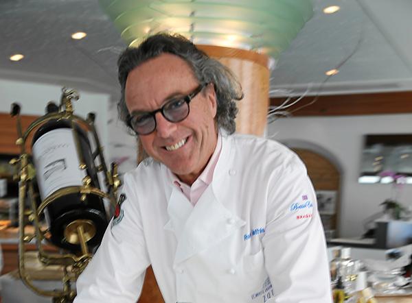 St. Moritz Gourmet Festival: Corviglia Caviar & Seafood Blizzard, Reto Mathis
