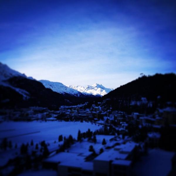 St. Moritz Nordblick instagram