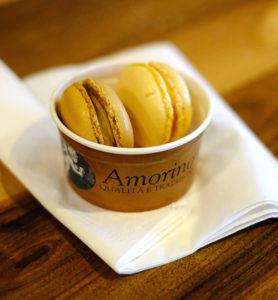 Amorino Macarons