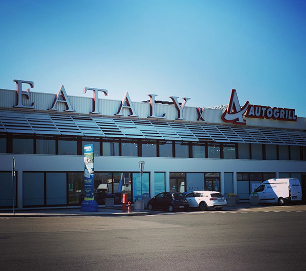 Eataly Autogrill