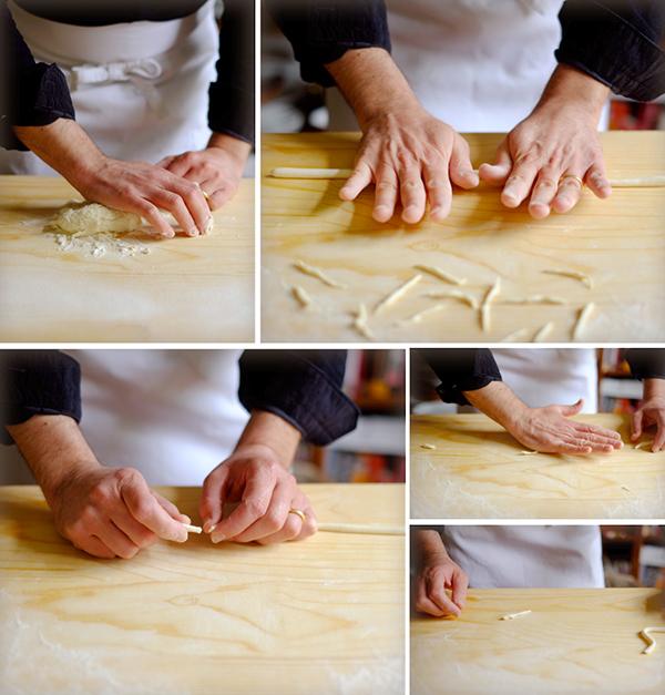 Frische Pasta Trofie