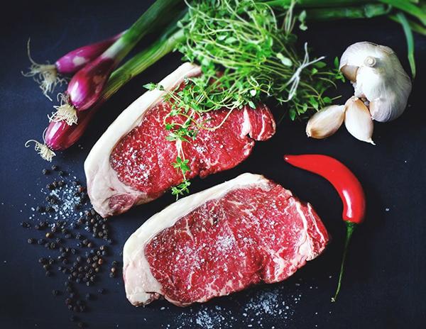 Irish Beef Entrecote Steaks
