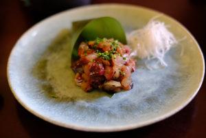 Makrele Ceviche