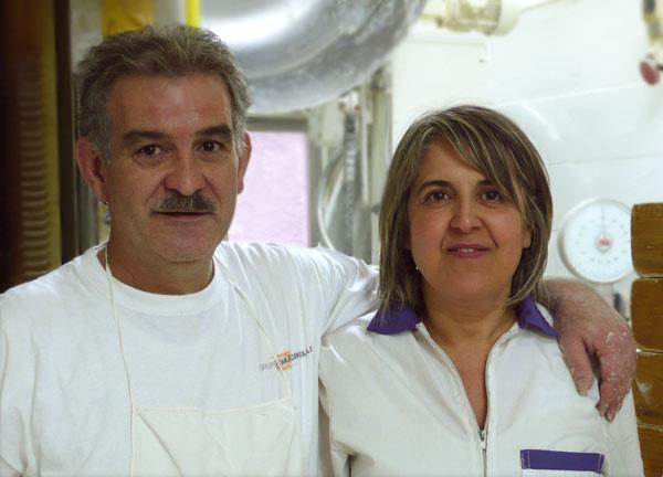 Cesidio e Agnese
