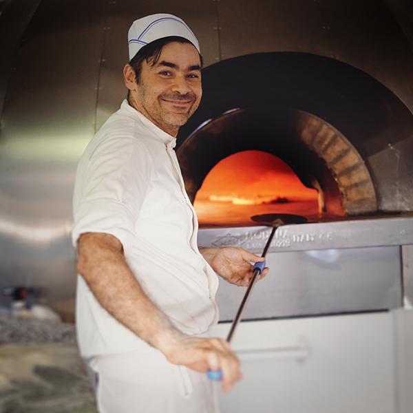 Pizzachef Tomas Morazzini Urbino dei Laghi